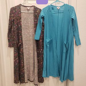 Lularoe Sarah Cardigans - NWT! for Sale in Broomfield, CO