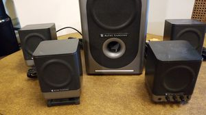Altec Lansing 251 Amplified Speaker System for Sale in Renton, WA