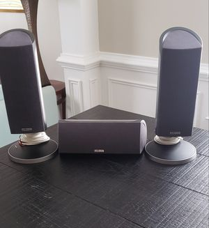 Polk Audio RM20 speakers. for Sale in Duluth, GA