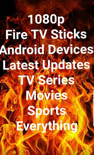 Fire TV Sticks ANDROID DEVICES for Sale in Orlando, FL