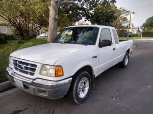 2001 Ford Ranger XLT 6 cilinder 3.0 L .automatic 210 k $2400 O.B.O for Sale in Winchester, CA
