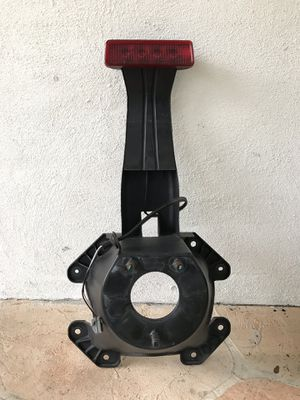 Jeep Wrangler spare tire mount with light for Sale in Miami, FL