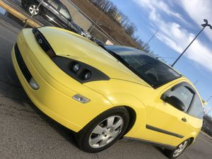 2001 Ford Focus ZX3 Hatchback for Sale in Pittsburgh, PA