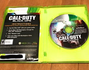Call of Duty Blacks Ops for Sale in Los Angeles, CA
