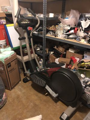 Elliptical exercise machine for Sale in Portland, OR