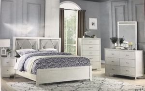 🌈🛌🛋WHOLESALE DEAL🔥‼️QUEEN BEDROOM SET. INCLUDES DRESSER, MIRROR, AND NIGHTSTAND. 🔥 for Sale in Miami Lakes, FL