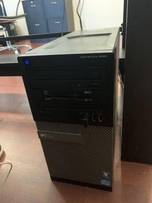 Two Dell Optiplex 990 w/ viewsonic monitor for sale for Sale in Miami, FL