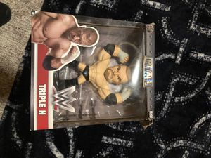 Triple H Figure New for Sale in Los Angeles, CA