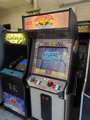Street Fighter Champion Arcade Multicade for Sale in Los Angeles, CA