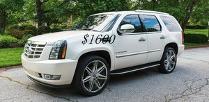 🍀I sell👍my🆕family🍀Suv $1,600🍀2008 Cadillac🍀 for Sale in Anaheim, CA