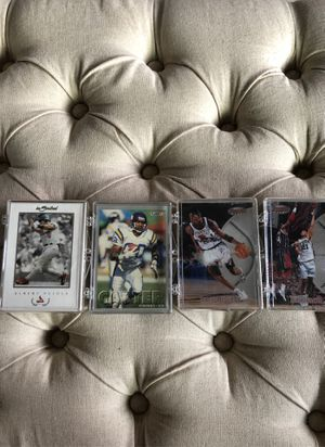 Baseball/Football cards for Sale in Austin, TX