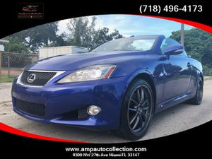 2010 Lexus IS for Sale in Miami, FL