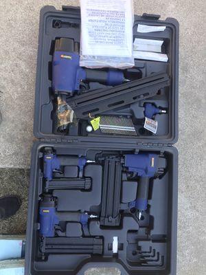 Campbell Hausfeld 5-Piece Nail Gun Kit for Sale in Norwalk, CA