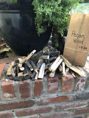 Pecan Smoking Wood for Sale in Shawnee, KS