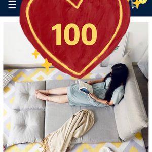 "Brand new!Folding Futon Chaise Lounge Sofa, Adjustable Floor Sofa Bed, Lounge Sofa Bed, Lazy Sofa Couch, Beige L80"" x W40"" x H2.8"" for Sale in Hacienda Heights, CA"