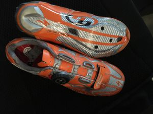 Specialized brand biking shoes size 38 for Sale in Utica, MI
