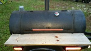 Charcoal trailer BBQ grill for Sale in West Palm Beach, FL
