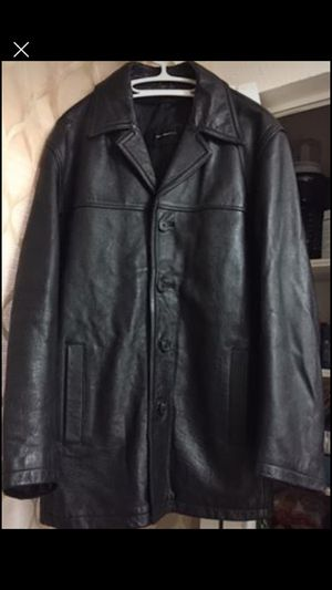 Men's leather jacket size 1xl like new for Sale in Dallas, TX