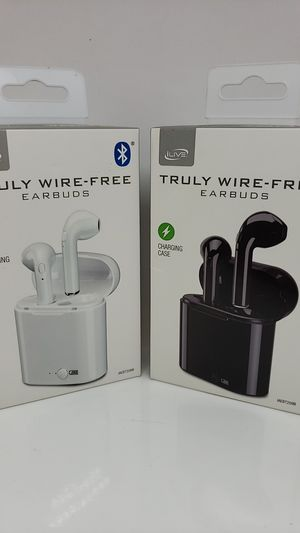 NEW TRULY WIRELESS-FREE EARBUDS for Sale in St. Louis, MO