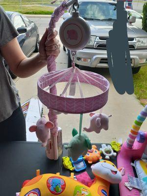 Baby crib mobile for Sale in San Bernardino, CA