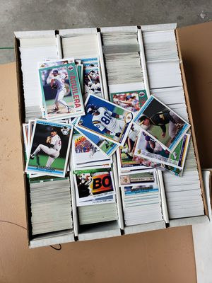 Big box of cards for Sale in Saint Paul Park, MN