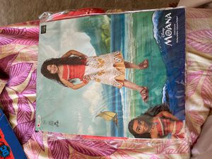 Disney Moana costume Size (7-8) Medium for Sale in Morton Grove, IL