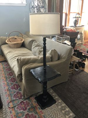 Floor table lamp for Sale in Belmont, MA