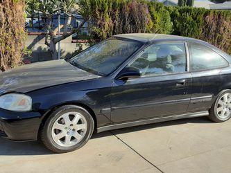Em1 Civic Si Original Si for Sale in Pomona,  CA