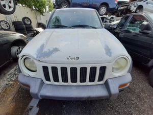 Jeep liberty 2002 only parts for Sale in Miami Gardens, FL