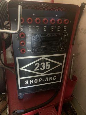 Shop arc welder 235 for Sale in Portland, OR