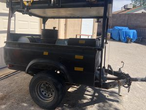 Small Utility Trailer for Sale in Henderson, NV