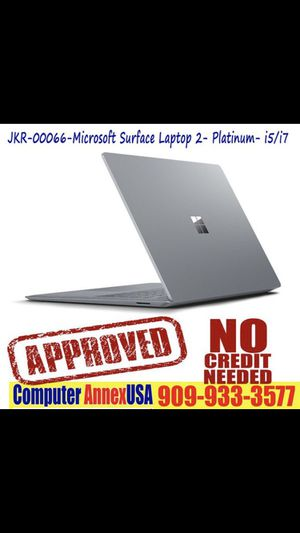 Microsoft Surface Laptop 2 - for Business/Education -Core i5 (Brand New Sealed-Box) No Credit Needed Financing Available!! for Sale in Montclair, CA