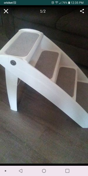 nice pet stairs for Sale in Lancaster, OH