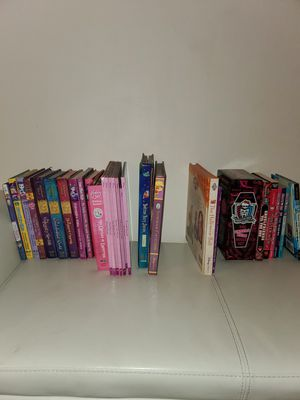 Girls books for Sale in Lutz, FL
