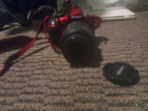 Nikon D3100 digital camera for Sale in Lynnwood, WA