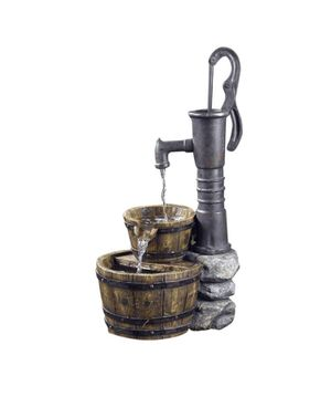 Old fashion water pump fountain for Sale in Peoria, AZ