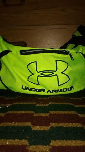 Under armor duffle bag for Sale in Atlanta, GA