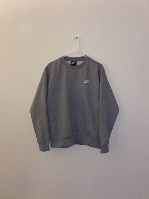 Nike Sweater Heather Grey for Sale in Henderson, NV