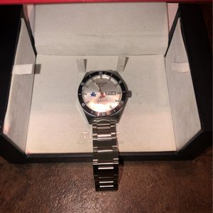 Silver Tissot Watch for Sale in Fort Worth, TX