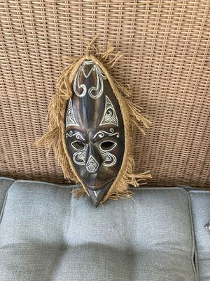 Head sculpture can hang up for Sale in Auburndale, FL