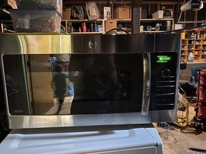 Advantium 120 GE Profile™ Over-the-Range Oven with Advantium120 Technology PSA9120 Retail For $1200 Hundred plus taxes Like almost new NOTE PICK UP for Sale in Fresno, CA