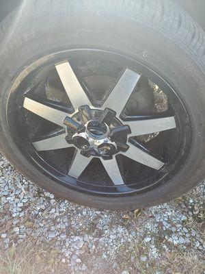 Toxic widow wheels for Sale in Joplin, MO