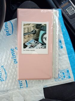 Photo Album for Instax Square Photos for Sale in Herndon,  VA