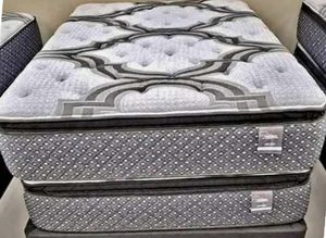 High End MATTRESS Brand NEW and in Factory Plastic for Sale in Fort Smith, AR