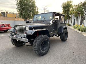 Jeep Wrangler for Sale in Garden Grove, CA