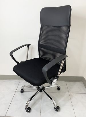 New in box $60 High Back Computer Mesh Chair Home Office Recline Adjustable Height for Sale in El Monte, CA