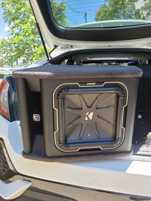 Kicker 12in L7 Q-Class for Sale in Jacksonville, NC