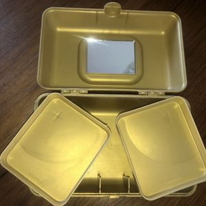 Cute MINI Gold Caboodles Makeup Case Vanity for Sale in Surprise, AZ