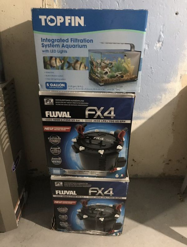 Fluval Fish & Aquarium Filters