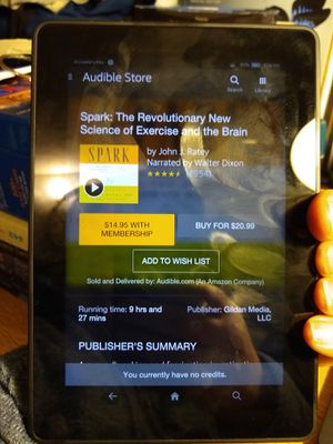 Amazon Fire Tablet for Sale in Layton, UT